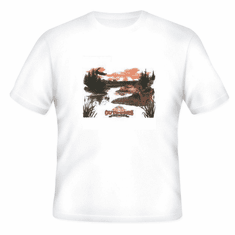 Sports Hunting American Outdoors Deer t-shirt shirt