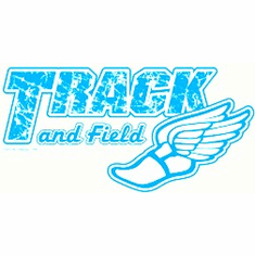 Sports Running Track and Field shirt
