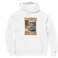 Sports Street Racing in the moon shine hoodie hooded sweatshirt