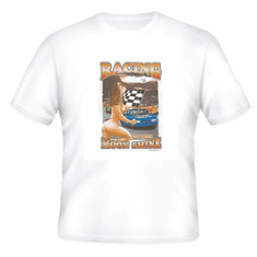 Sports Street Racing in the moon shine t-shirt shirt