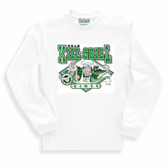 Sweatshirt of long sleeve T-Shirt:  Road Kill Grill Diner