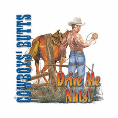 western shirt: Cowboy butts drive me nuts!