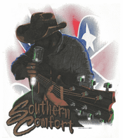 Western Southern Comfort country music t-shirt shirt