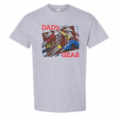 WHOLESALE 6 Pack T-shirts Family Dad's Gear Tools father Father's Day