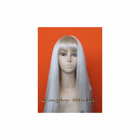 33 Inches  Blonde Cosplay Wig