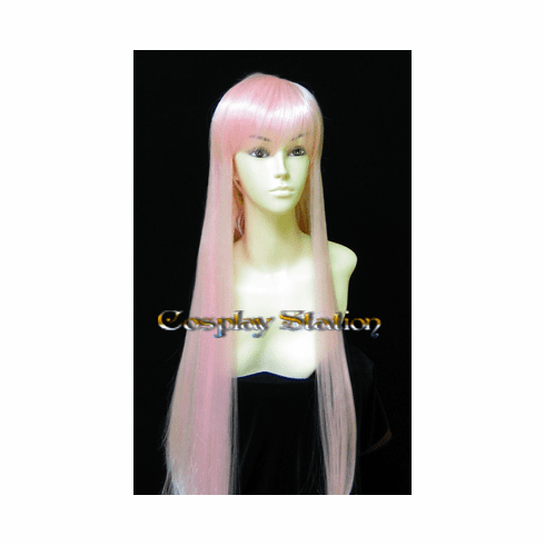 Air Gear Simca Pink Cosplay Wig