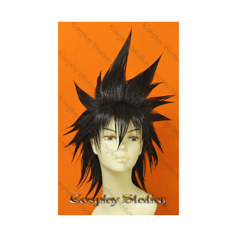 BAKUMAN Crow Custom Made Cosplay Wig