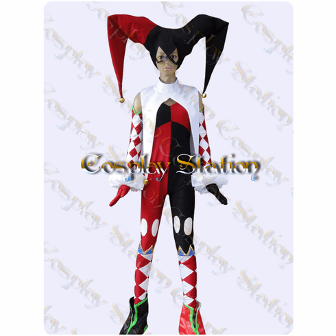Batman Harley Quinn Cosplay Costume