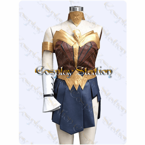 Batman v. Superman Wonder Woman Cosplay Costume