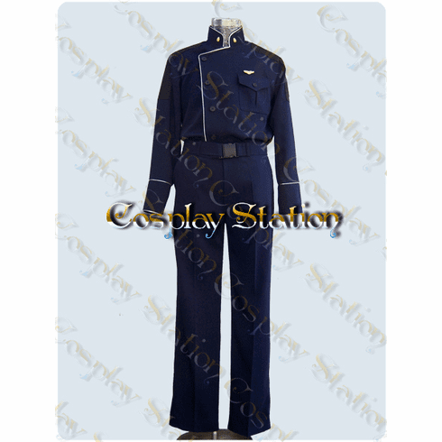 Battlestar Galactica Cosplay Uniform Costume