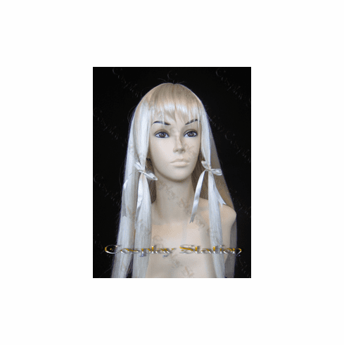Chobits Chii Blonde Cosplay Wig