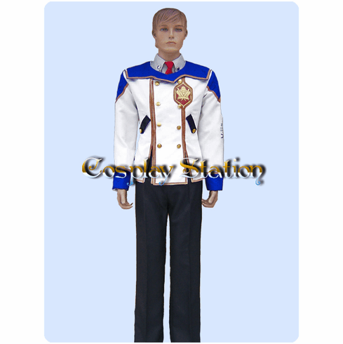 "Chrome Shelled Regios Layfon Cosplay Costume_<font color=""red"">New Arrival!</font>"