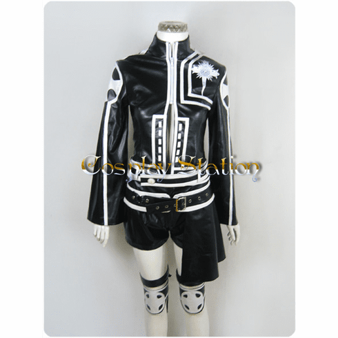 D.Gray Man Linali Lee Cosplay Costume