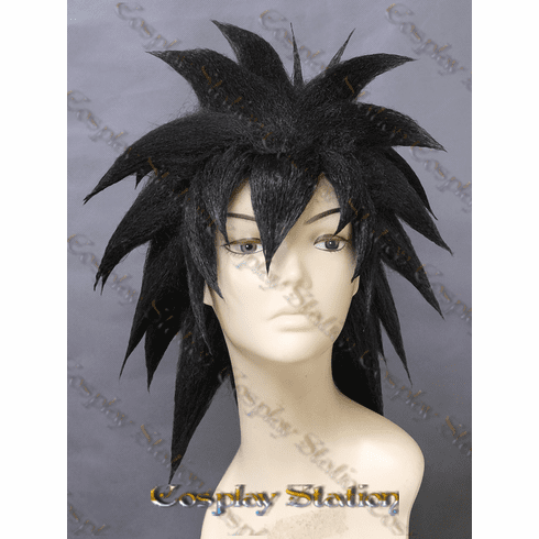 Dragon ball super Broly Custom Made Cosplay Wig