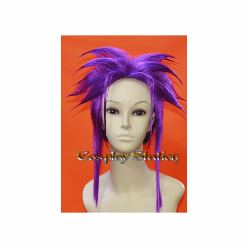 Evil Zone Kakurine Commission Cosplay Wig