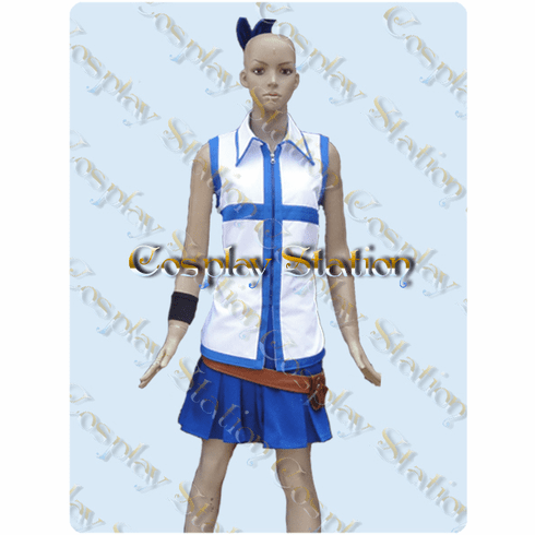 Fairy Tail Lucy Heartfilia Cosplay Costume
