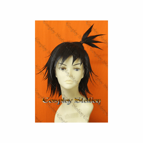 Fairy Tail Ren Akatsuki Custom Styled Cosplay Wig