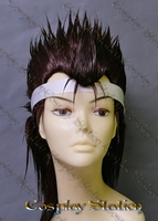 Fatal Fury The Motion Picture Joe Higashi Custom Made Cosplay Wig