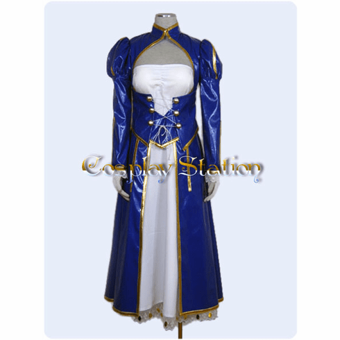 Fate/stay night Saber Cosplay Costume_Latest Design!