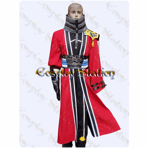 """Final Fantasy X Auron Cosplay Costume_<font color=""""red""""> New Arrival!</font>"""