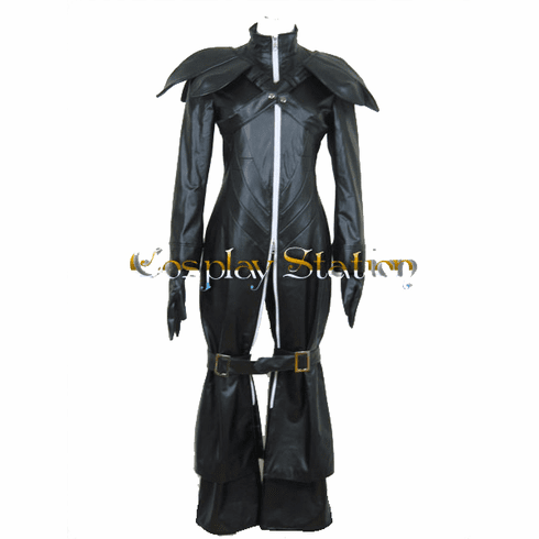 Final Fantasy XII Advent Children KADAJ Cosplay Costume