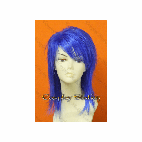 Final Fantasy Yuj Custom Made Cosplay Wig