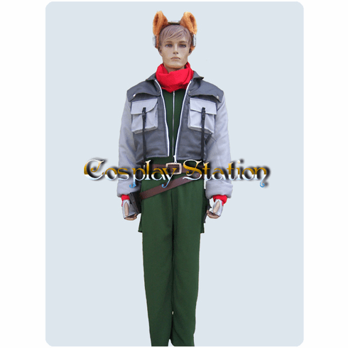 """Fox McCloud Cosplay Costume_<font color=""""red"""">New Arrival!</font>"""