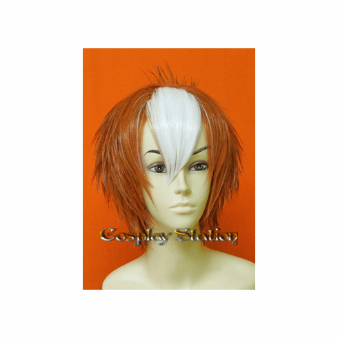 Fox McCloud Custom Made Cosplay Wig