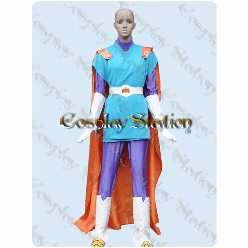 Great Saiyagirl Cosplay Costume