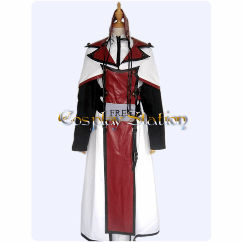 Guilty Gear XX Order Sol Cosplay Costume