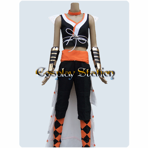""".Hack//G.U. Trilogy Alkaid  Cosplay Costume_<Font color=""""red"""">New Arrival!</font>"""