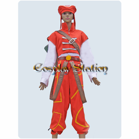 ".Hack // Legend of the Twilight Shugo Kunisaki Cosplay Costume_<font color=""red"">New Arrival!!</font>"