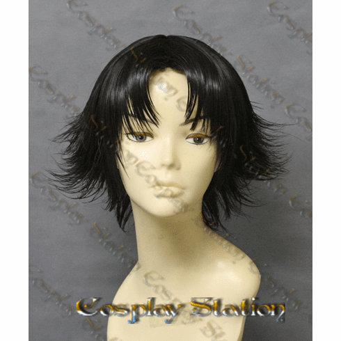 Hunter x Hunter Chrollo Lucilfer Custom Made Cosplay Wig