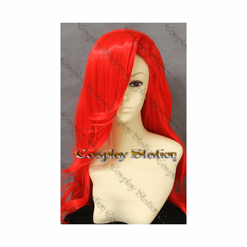 Jessica Rabbit Custom Made Cosplay Wig