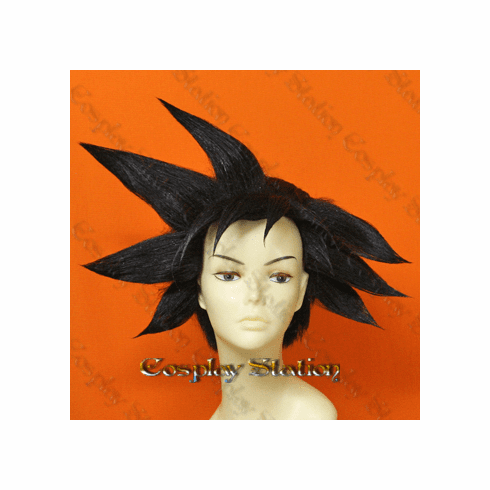 Kid Goku Custom Styled Cosplay Wig
