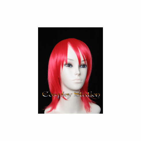 Kingdom Hearts KAIRI Medium Red Cosplay Wig