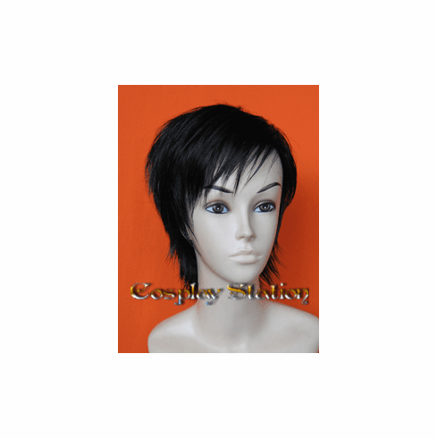 Macross Robotech Rick Hunter Custom Made Cosplay Wig