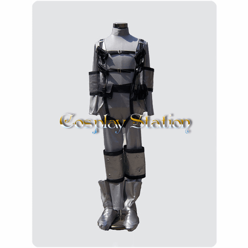 Metal Gear Solid 4 Solid Snake Cosplay Costume