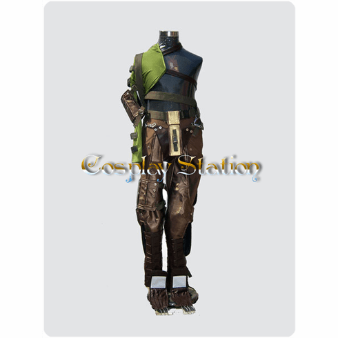 Metal Gear Solid 4  Vamp  Cosplay Costume