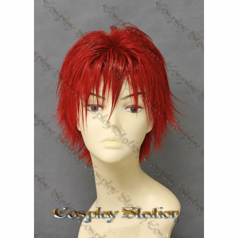 Outlaw Star Gene Starwind Custom Made Cosplay Wig