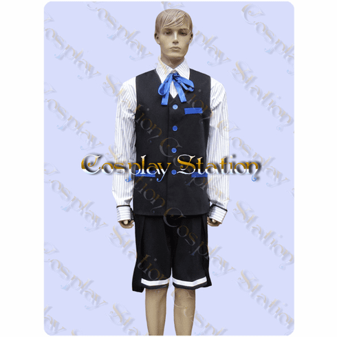 Panty and Stocking Cosplay Costume