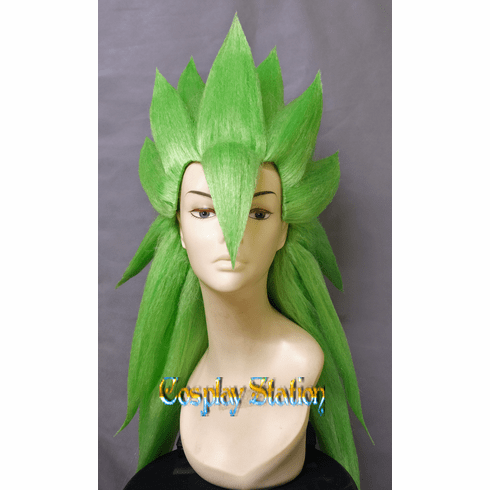 Super Saiyan Froppy Cosplay Wig