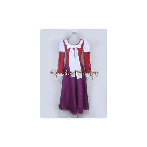 Tales of Rebirth CLAIRE Cosplay Costume