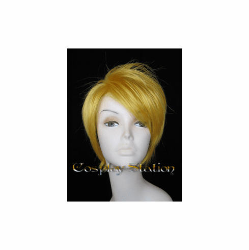 Tales of the Abyss Guy Cecil Blond Cosplay Wigs