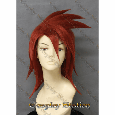 Tales of the Abyss Luke fon Fabre Commission Cosplay Wig