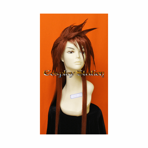 Tales of the Abyss Luke fon Fabre Cosplay Wig