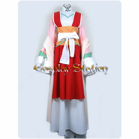 The Story of Saiunkoku Shurei Ko Cosplay Costume
