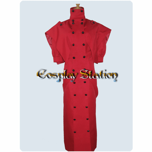 """Trigun Vash the Stampede Cosplay Costume_<font color=""""red"""">New Arrival!</font>"""