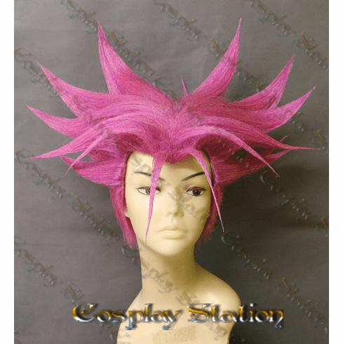 Trunks Pink Custom Made Cosplay Wig