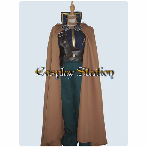 "Tsubasa Reservoir Chronicles Syaoran  Cosplay Costume_<font color=""red"">New Arrival!</font>"